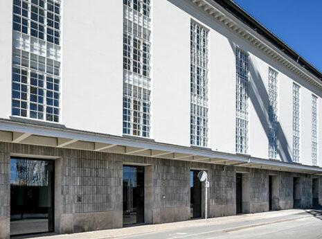 Mineralvandsfabrikken og Mineralvandshuset er afleveret til Carlsberg Byen