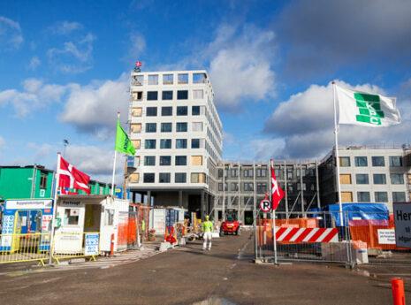 Ny milepæl er nået for Swecos kommende hovedkontor