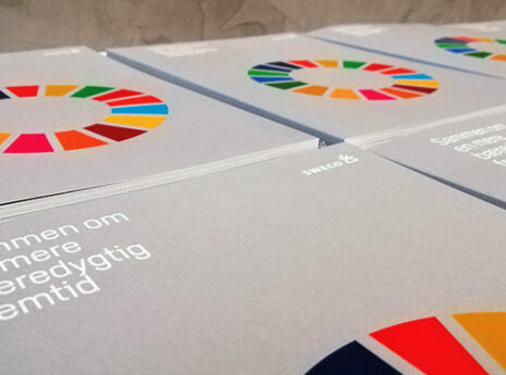 SDG-rapporten fra Sweco