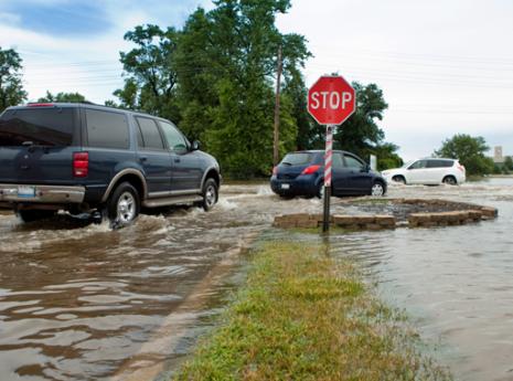 Urban Insight rapport: Byer er dårligt klædt på til at håndtere tiltagende ekstremt vejr