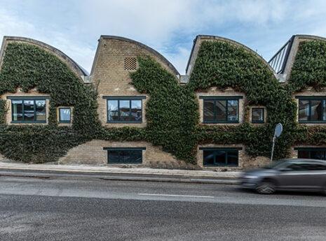 Nu rykker Swecos arkitekter og ingeniører sammen i historiske omgivelser i Aarhus