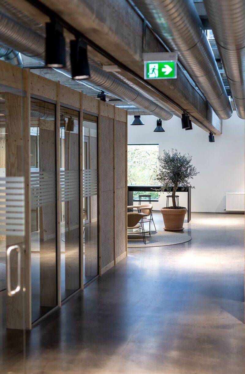 Swecos kontor i Willemoesgade