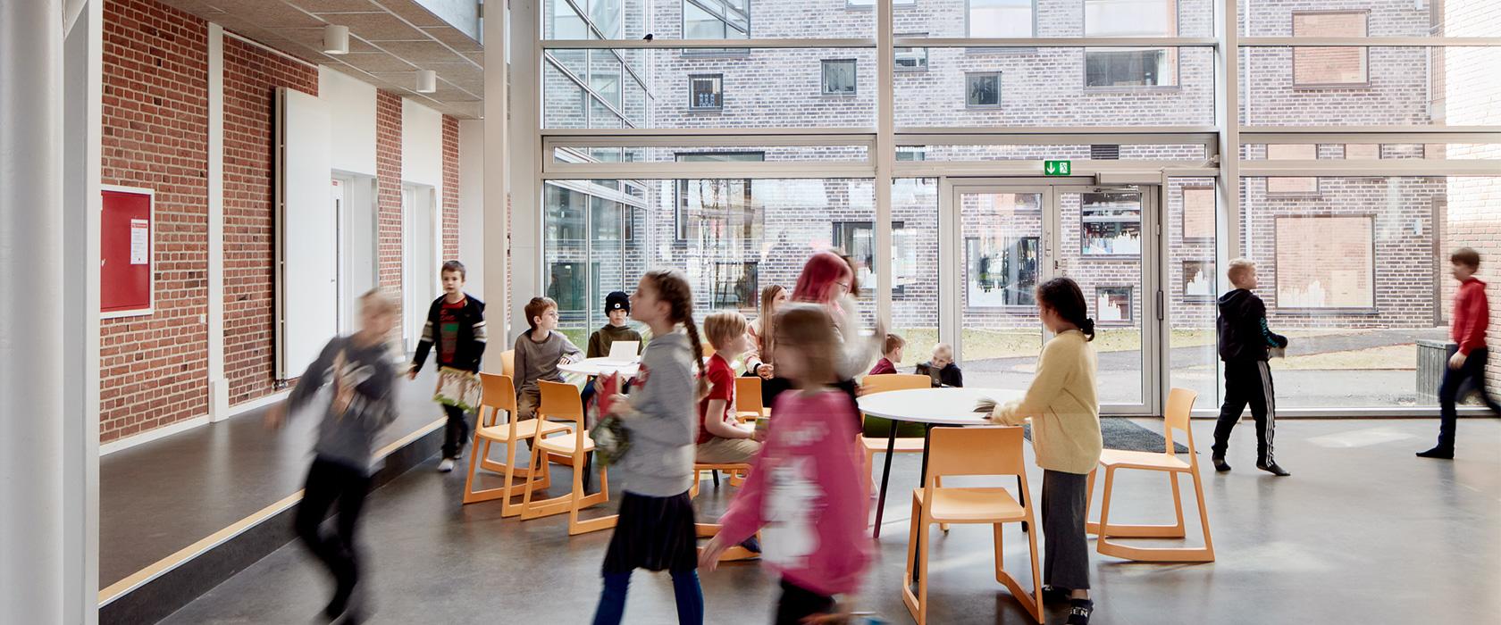 Kjellerup Skoles auditorium